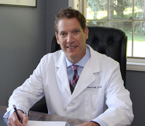 Dr. David W. Todd, DMD, MD, Oral Surgeon