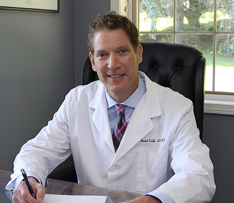 Learn about Dr. Todd, his credentials, and why he loves practicing in Chautauqua County.